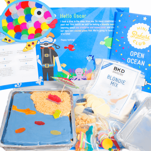 Mini Bakers Club | 3 Month Subscription - £29.97 - BKD
