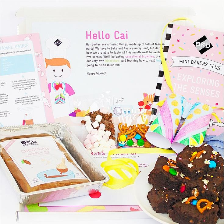 Mini Bakers Club | 3 Months Subscription - £27.99 - BKD