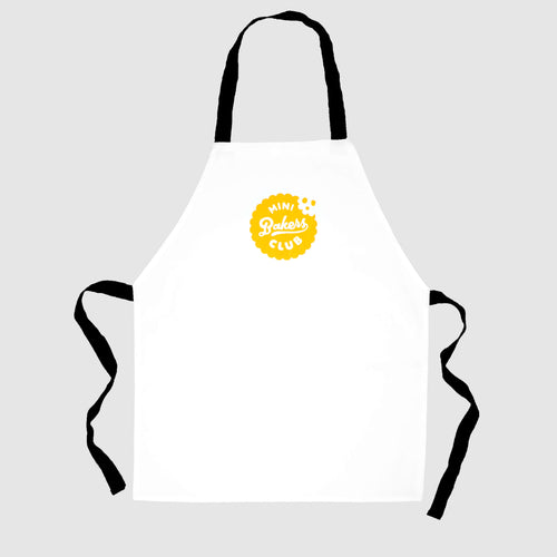 Mini Bakers Club Apron - BKD