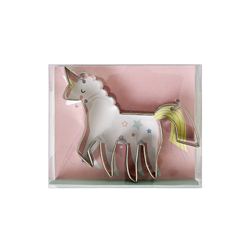Unicorn Cookie Cutters - BKD - Meri Meri