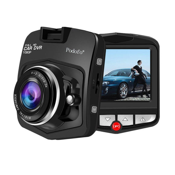 Mini Car DVR Dash Camera (Full HD 1080P) - Bestbuy-Gadget