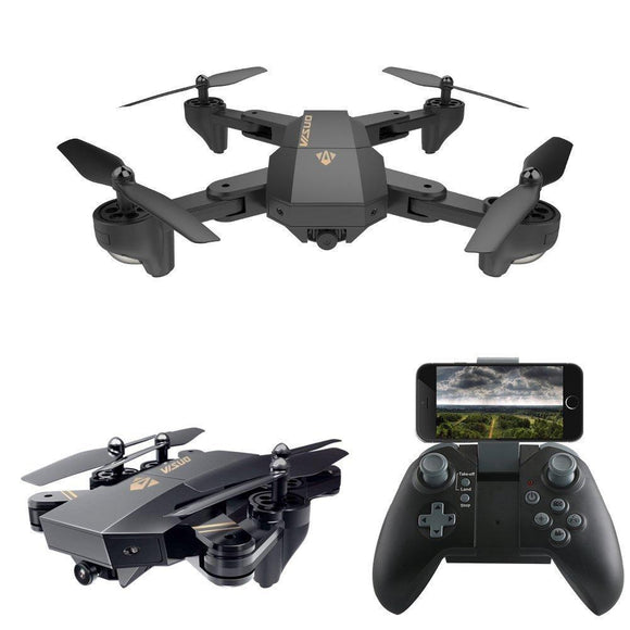 XS809HW 720P Camera WiFi FPV RC Quadcopter - Bestbuy-Gadget