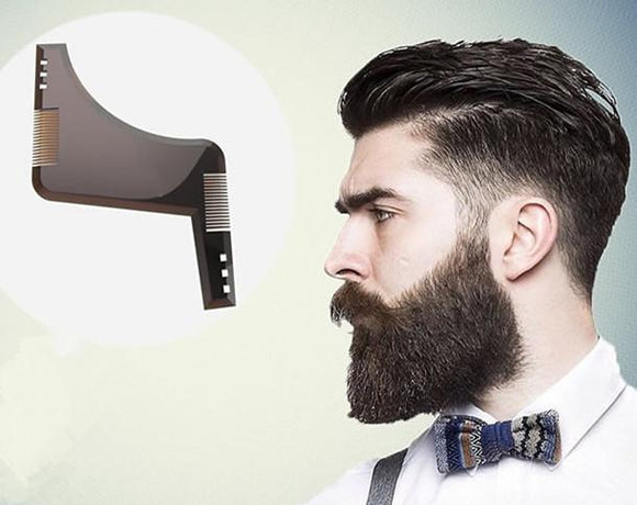 All in One Beard Shaping & Styling Tool - Bestbuy-Gadget