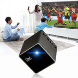 Portable Mini DLP Projector - Bestbuy-Gadget