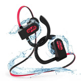 New IPX7 Waterproof Bluetooth 4.1 Sports Headphones - Bestbuy-Gadget