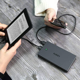20,000mAh AUKEY Power Bank Dual USB - Bestbuy-Gadget