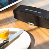 Premium Stereo Bluetooth Speaker 20W (Output From Dual 10W) - Bestbuy-Gadget