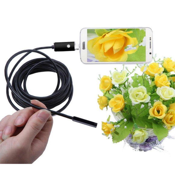 Waterproof USB Endoscope/Inspection Camera for Android Smartphones - Bestbuy-Gadget