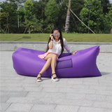 Fast Inflatable Air Lounger (Upgrade Your Camping Game!) - Bestbuy-Gadget