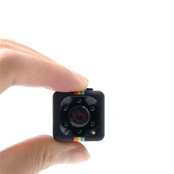 Mini Camera (HD 1080P + Night Vision + Motion Detection) - Bestbuy-Gadget