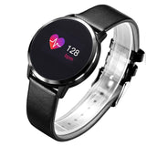 Elegant Design Smart Watch with Heart Rate & Blood Pressure Monitor - Bestbuy-Gadget