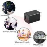USB Charger With Built-in Spycam (1080p HD) - Bestbuy-Gadget