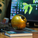 Book Shape Magnetic Levitation Globe - Bestbuy-Gadget