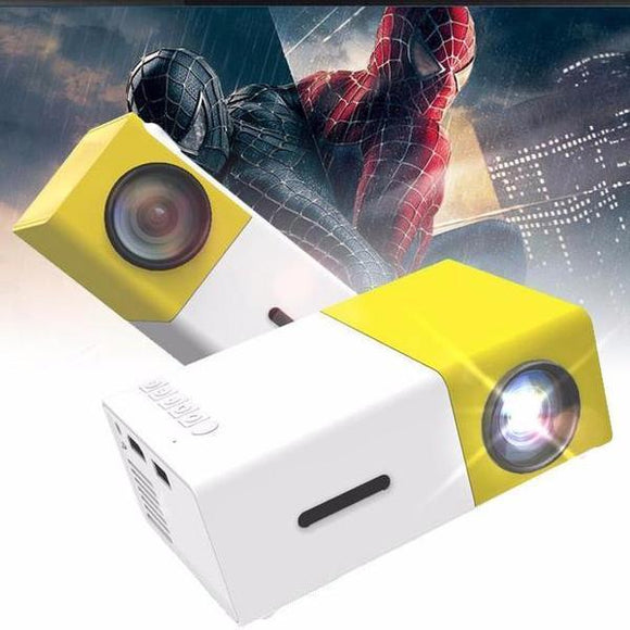 HDMI Portable Mini Projector