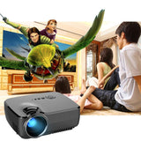 Portable LED Projector - Digital Home Theater - Bestbuy-Gadget