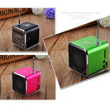 Tiny Speaker Radio (With USB / SD/ TF Slots) - Bestbuy-Gadget