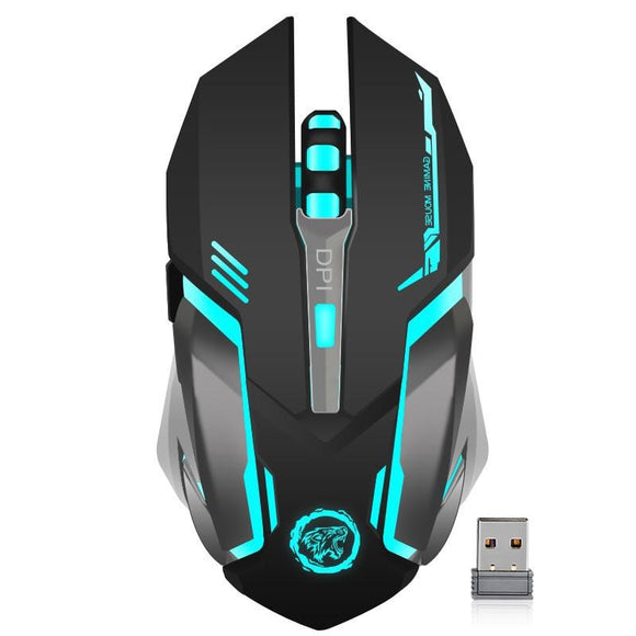Rechargeable Wireless Pro Gaming Mouse - Bestbuy-Gadget