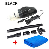 Portable Car Vacuum Cleaner (Wet / Dry Dual-use Super Suction) - Bestbuy-Gadget