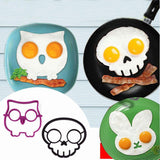 Super Fun Egg Molds (Various Types) - Bestbuy-Gadget