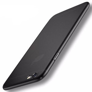Transparent Ultra-thin Case For iPhone - Bestbuy-Gadget