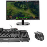 Professional Wireless 4000 DPI Gaming Mouse With 8 Buttons - Bestbuy-Gadget