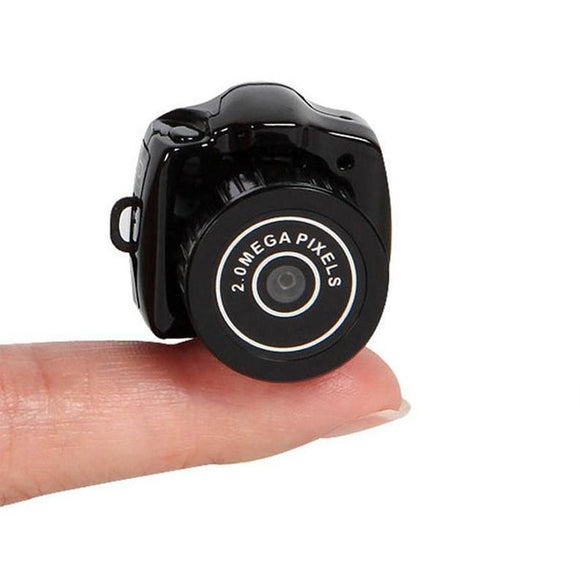 World's Smallest Digital Camera (Ideal For Wannabe Spies!)