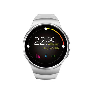 Elegant Design Smart Watch for iPhone and Android OS - Bestbuy-Gadget