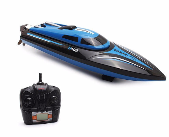 Remote Controlled Racing Speed Boat - Bestbuy-Gadget
