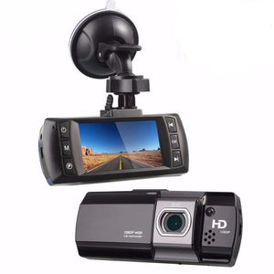 "AT550 1080P Full HD 2.7"" Screen Car DVR Recorder Dash Cam - Bestbuy-Gadget"