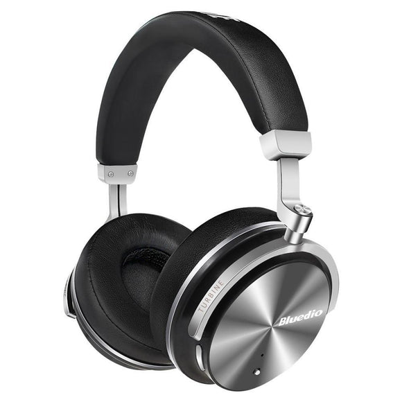 Wireless Bluetooth 4.2 Headphones with Mic & Active Noise Cancelling