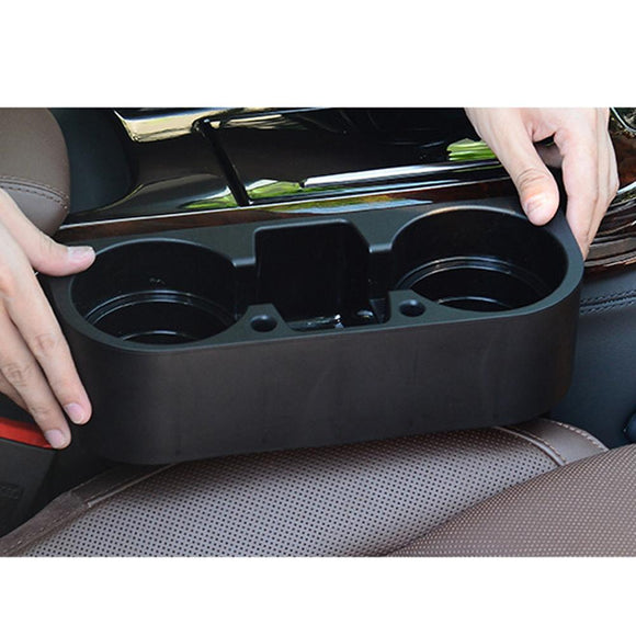 Portable Multifunctional Cup Holder for Any Car - Bestbuy-Gadget