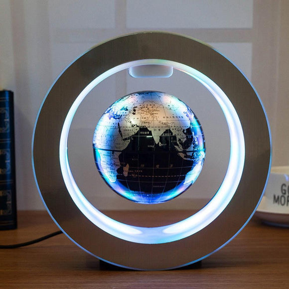 Round Shape Magnetic Levitation Floating Globe - Bestbuy-Gadget