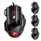 Professional 5500 DPI Gaming Mouse with 7 Buttons - Bestbuy-Gadget