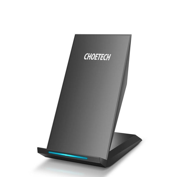 10W 2 Coils Qi Fast Wireless Charging Stand - Bestbuy-Gadget