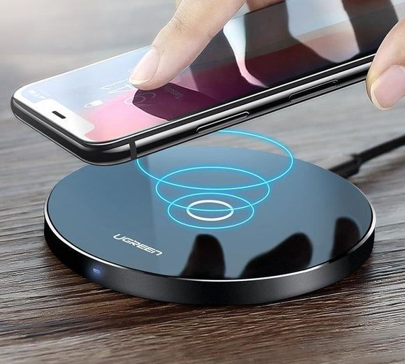 Fast Wireless Phone Charger - Bestbuy-Gadget