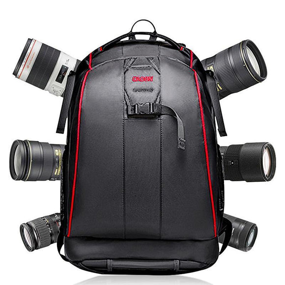 Professional DSLR Camera Backpack - Bestbuy-Gadget