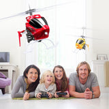 W25 RC Helicopter With Gyro Crash Resistant - Bestbuy-Gadget