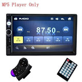 Car Multimedia Player (Radio + Video + MP3 + USB) - Bestbuy-Gadget