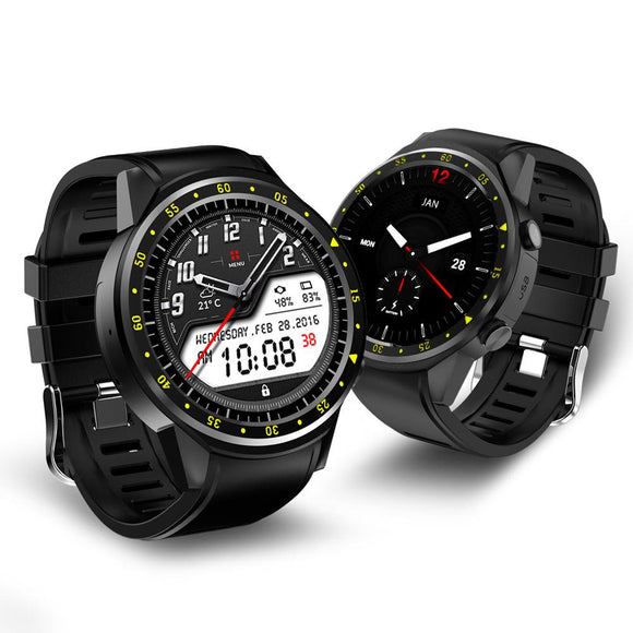 F1 Sport Smart Watch with GPS, Camera & SIM Card - Bestbuy-Gadget