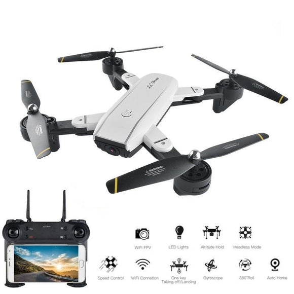 New SG700 FPV RC Quadcopter with Camera - Bestbuy-Gadget