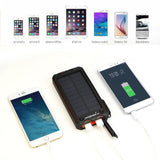 15,000mAh Solar Power Bank with Quick Charge - Bestbuy-Gadget