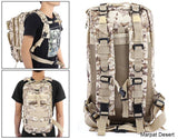 25L Military Tactical Backpack (Water Resistant) - Bestbuy-Gadget