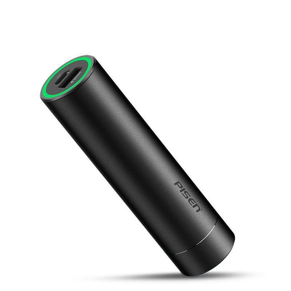 5,000mAh Pisen Mini Type-C Power Bank - Bestbuy-Gadget