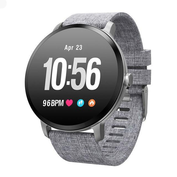 V11 New Design Smart Watch & Activity Fitness Tracker - Bestbuy-Gadget