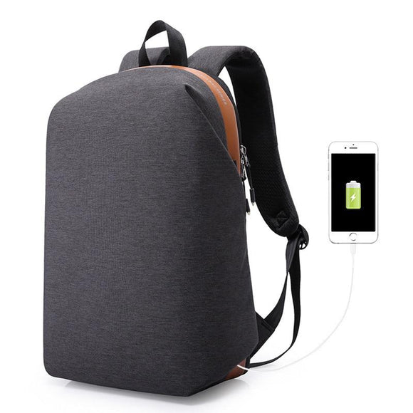 Unique Design 15.6 inch Laptop Backpack Anti Theft & Waterproof - Bestbuy-Gadget