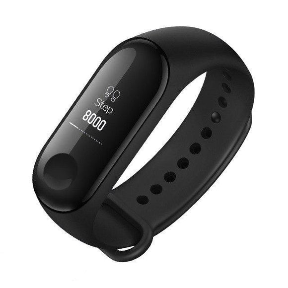 Smart Fitness Bracelet: Mi Band 3 - Bestbuy-Gadget