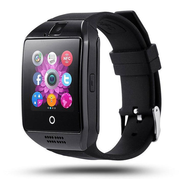 Q18 Smart Watch for Android & iOS - Bestbuy-Gadget