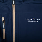 Navy Blue Softshell Warm Cheltenham Jacket