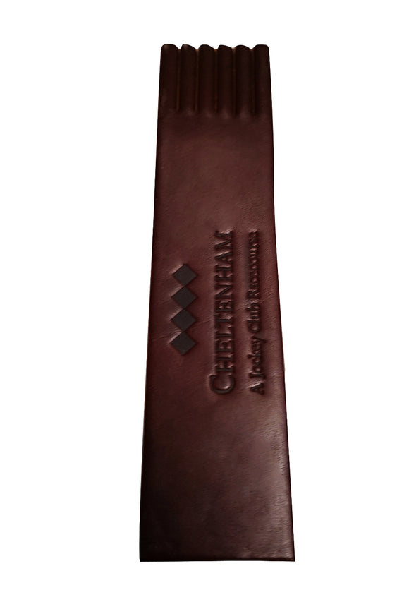 Leather Cheltenham Bookmark