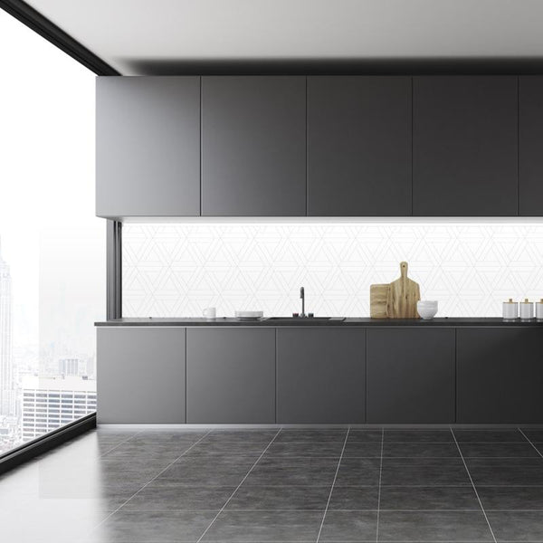Interlace White Big / Kitchen